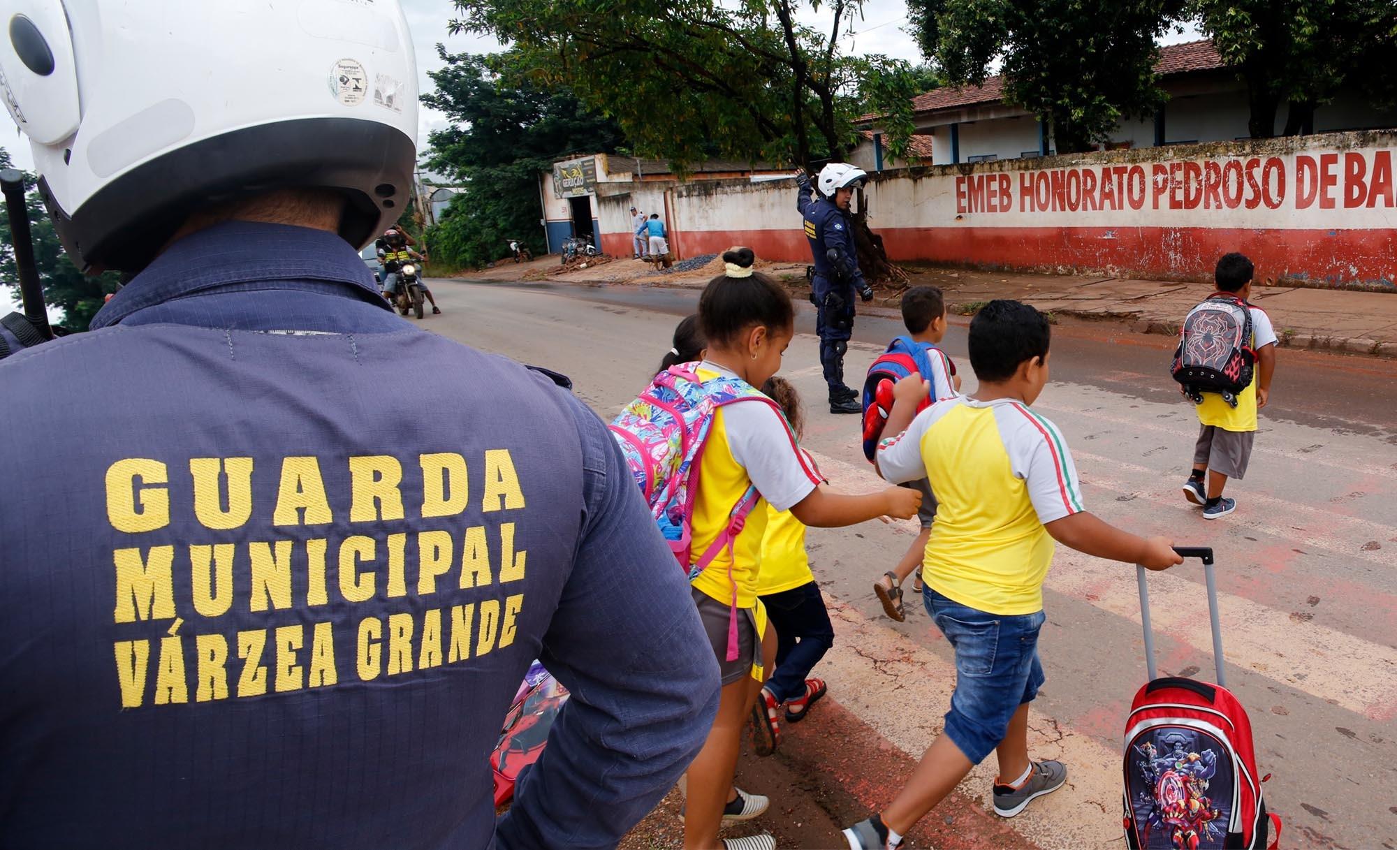PMT lança Guarda Maria da Penha para atender mulheres em